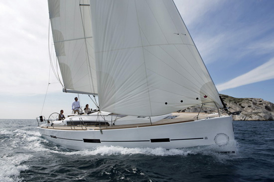 Segelyacht Dufour 410 Grand Large
