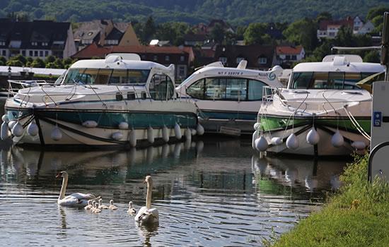 Hausboot Charterbasis in Saverne