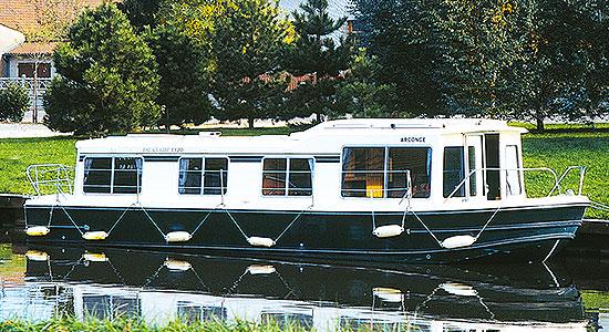 hausboot eau claire 1130