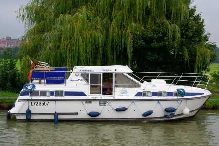 Hausboot chartern: Tarpon 37 Duo Prestige