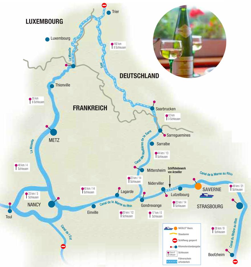 Elsass Auf Karte.Elsass Seen Karte Deutschland Karte