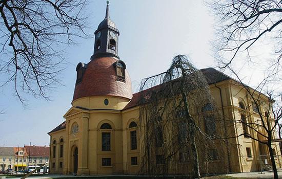 Kirchec in Neuruppin - Ruppiner Land