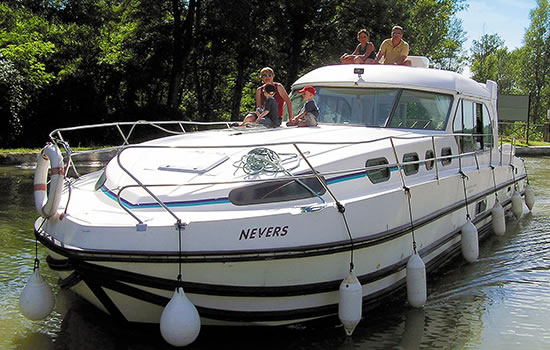 Hausboot Nicols 1310