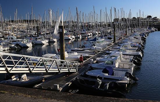 S d bretagne t rnbericht - Port du crouesty restaurant ...