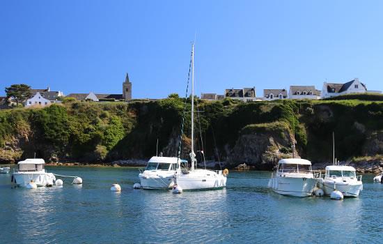 Yachtcharter Bretagne - Südbretage - Morbihan und englischer Kanal
