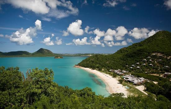 Segeln ab St. Martin in den kleinen Antillen