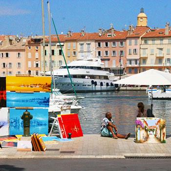 Saint Tropez - alter Hafen
