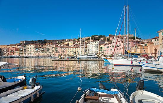 Yachtcharter Italien - Festland